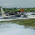 Pesawat Latih Jatuh di Banyuwangi, Jadwal Penerbangan Sempat Terganggu