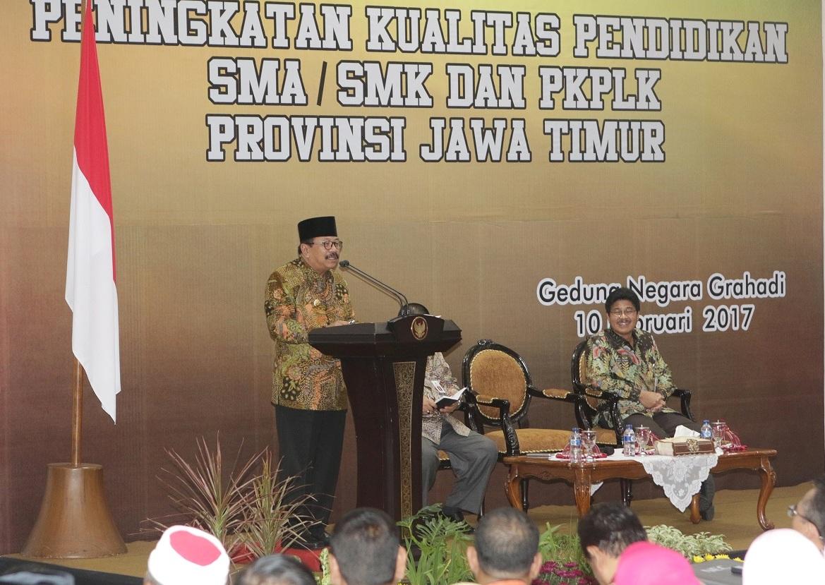 Jawa Timur Butuh SMK Industri