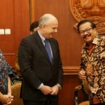 Duta Besar Amerika Serikat Bahas Kerjasama Ekonomi dengan Jawa Timur