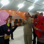 BPBD Kota Kediri Sosialisasi Penanggulangan Bencana kepada Penyandang Disabilitas