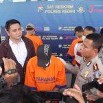 Polres Kediri Amankan Kepala Pasar Terkait Praktek Pungli