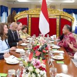 Melinda Gates Apresiasi Program Bantuan Sosial Nontunai
