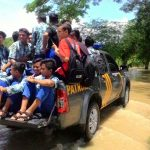 6 Desa di Ngawi Terendam Banjir, Jalur Alternatif Madiun Terputus