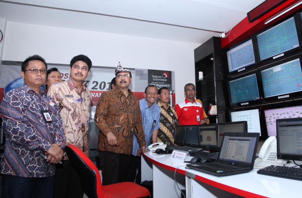 Dinas Pendidikan Kota Surabaya Matangkan Persiapan UNBK dan USBN