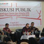 Revisi UU KPK Dikhawatirkan Lemahkan Pemberantasan Korupsi