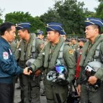 HUT ke 71, Jokowi Apresiasi Kinerja TNI AU