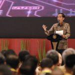Jokowi Minta Jajarannya Cepat Beradaptasi Perkembangan Dunia dan Teknologi