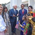 Indonesia – Amerika Berkomitmen Tingkatkan Kerjasama Perdagangan dan Perdamaian