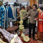 Jokowi Yakin Industri Kerajinan Indonesia Akan Tunjang Perekonomian Bangsa