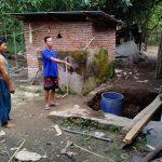 Fenomena Sumur Ambles di Kediri, Warga Kesulitan Air Bersih