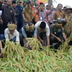 Jawa Timur Bertekad Pertahankan Provinsi Lumbung Pangan Nasional