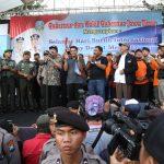 Usulan Soal UMSK, Warnai Peringatan Hari Buruh di Surabaya