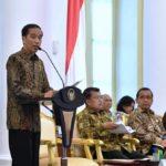 Presiden Minta Menteri Selesaikan Persoalan Jelang Idul Fitri