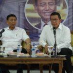 Menko Polhukam Tegaskan Pemerintah Tempuh Jalur Hukum Bubarkan HTI
