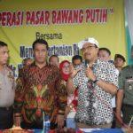 Stabilkan Harga Jelang Puasa, Menteri Pertanian Gelar Operasi Pasar