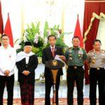 Jokowi Ajak Umat Beragama Jaga Kebinnekaan dan Bangun Solidaritas