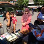 Harga Sembako Merangkak Naik, Bulog Kediri Gelar Operasi Pasar