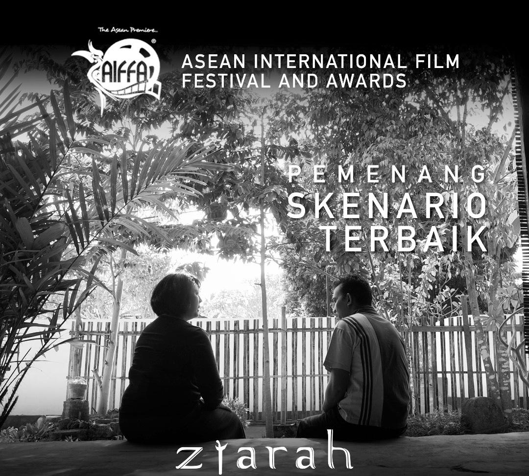 Film Ziarah Raih Dua Penghargaan