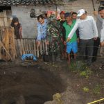 Dampak Sumur Ambles di Kediri Meluas, BPBD Perpanjang Masa Tanggap Darurat