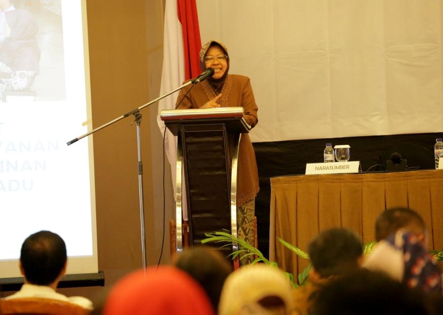Surabaya Dipilih Sebagai Tempat Survei Kemudahan Berusaha di Indonesia