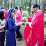 Misa Pemberkatan Patung Maria Segala Rahmat