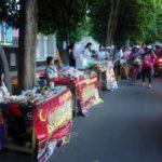 Pedagang Kuliner Dadakan Mengais Rejeki di Bulan Ramadhan