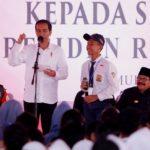 Presiden Bagikan 1.539 KIP di Kabupaten Malang