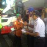 Sidak Armada Bus Jelang Lebaran, Belasan Sopir Terkena Tekanan Darah Tinggi