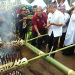 Gombengsari Farm Festival, Suguhkan Ribuan Sate Sambil Ngopi Bareng