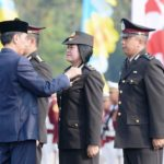 Jokowi : Polri Garda Terdepan Indonesia