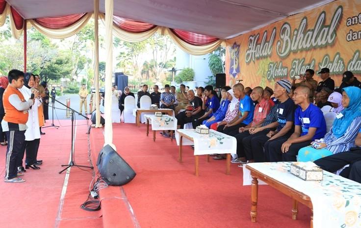 51 PMKS Hasil Razia Selama Bulan Puasa Ramadhan Dipulangkan pemkot Surabaya