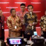 Presiden Sebut Ekspor dan Investasi Kunci Pertumbuhan Ekonomi
