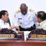 Presiden Minta Pembangunan Infrastruktur Di Papua Barat Dipercepat