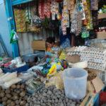 Pedagang Pasar Blambangan Banyuwangi Keluhkan Kenaikan Harga Garam Curah