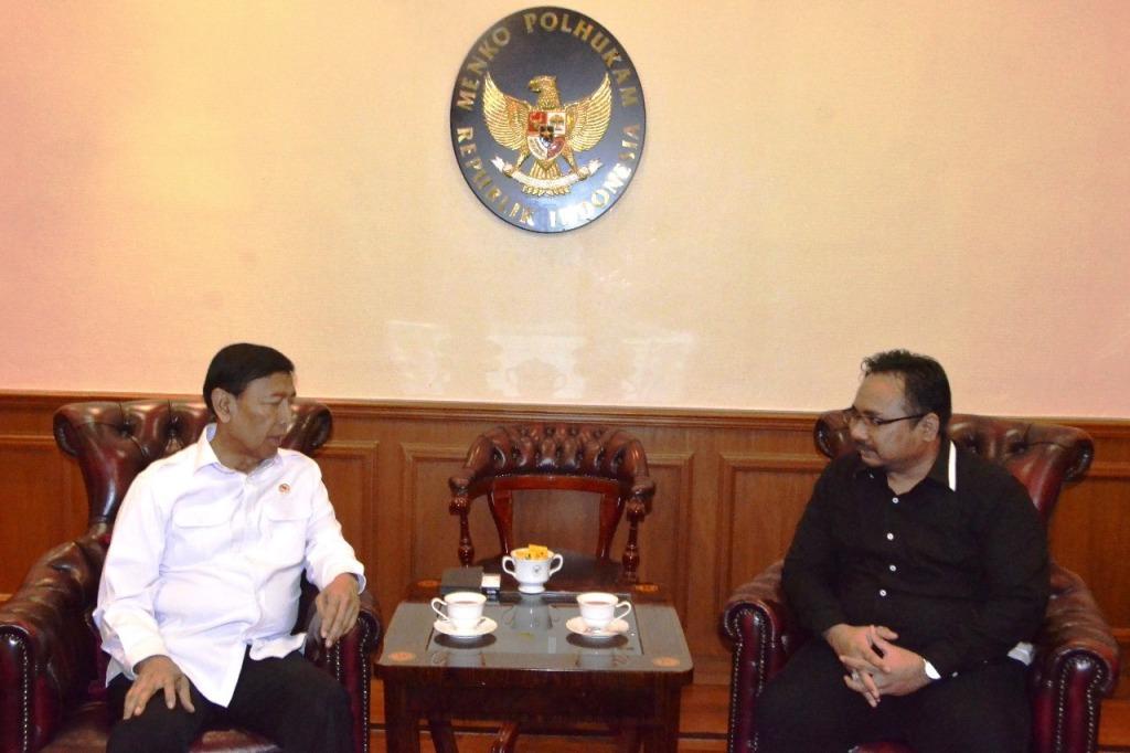Soal Perppu Ormas, GP Ansor Dukung Pemerintah