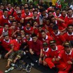 Bupati Banyuwangi Pompa Semangat Pemuda Lintas Agama di Kemah Kebangsaan