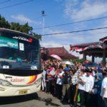Ponorogo Berangkatkan 541 Calon Jamaah Haji, 12 Batal Berangkat