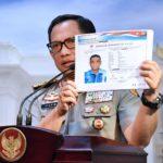Presiden Jokowi Perintahkan Kapolri Tuntaskan Kasus Novel Baswedan