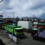 Pelabuhan ASDP Ketapang Buka Tutup Pelayaran Akibat Cuaca Buruk