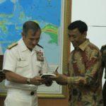 Menko Polhukam dan Panglima Armada AS di Asia Pasifik Bahas Perdamaian Kawasan Sub Regional
