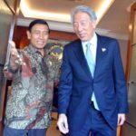 Menko Polhukam Bahas Soal Marawi Dengan Deputi PM Singapura