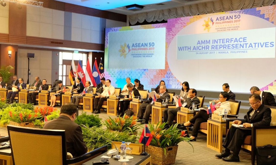 HAM Harus Jadi Pertimbangan Utama dalam Kerja Sama ASEAN