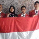 Pelajar Indonesia Sabet 7 Medali di IESO 2017