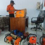 BPBD Banyuwangi Siagakan Peralatan Kebencanaan dan Antisipasi Kebakaran Hutan