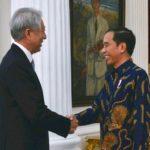 Presiden Jokowi Bahas Kerja Sama Infrastruktur Dan Ekonomi Digital Dengan Deputi PM Singapura