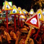 Lampion Pramuka Dalam Simbol Budaya Banyuwangi