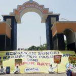 FKPL Pasuruan dan Ecoton Deklarasikan Gerakan Sungai Bebas Sampah Popok