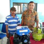 Dinas Perikanan dan Pangan Banyuwangi Sosialisasikan Mesin Diesel Berbahan Bakar Gas