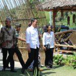 Presiden Jokowi Apresiasi Upaya BUMN Bangun Ekonomi Masyarakat di Wilayah Pariwisata Candi Borobudur