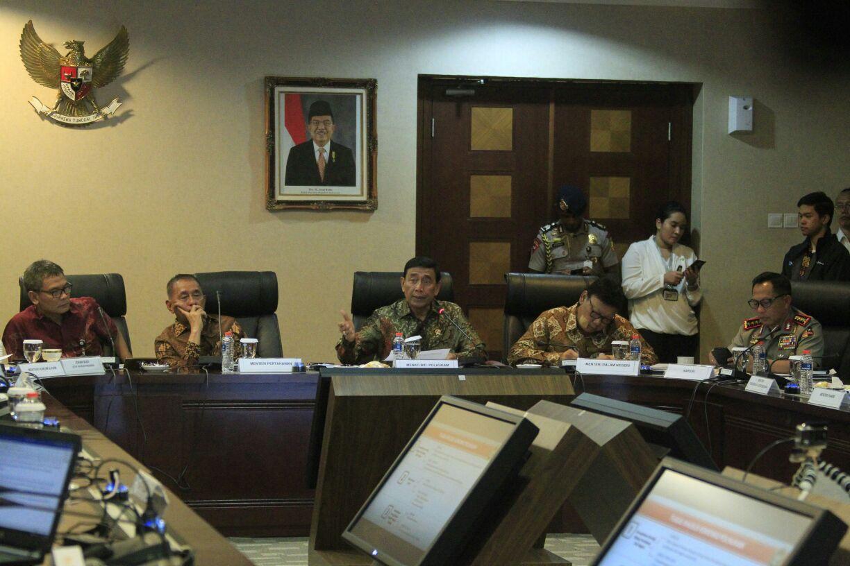 3 Tahun Jokowi-JK, Stabilitas Polhukam Dalam Kondisi Baik